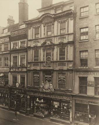No. 73, Cheapside; 1883