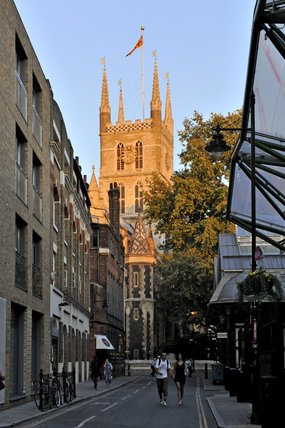 Southwark Cathedral; 2011