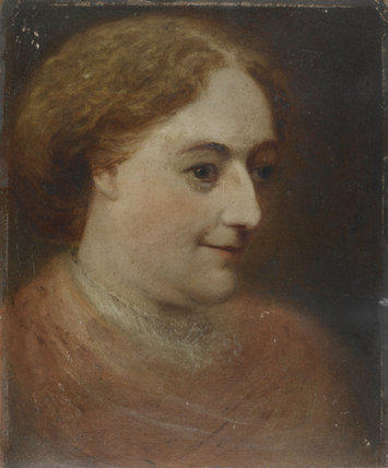 Portrait of Mrs. Mary Ann Stirling; c 1865