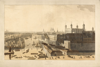 The Tower of London; 1804