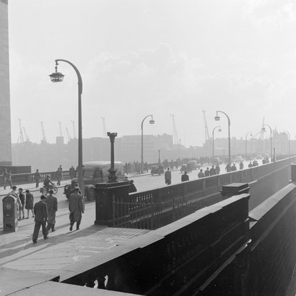 London Bridge; c.1950