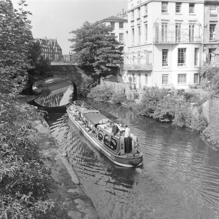 Canal Boat; 1959