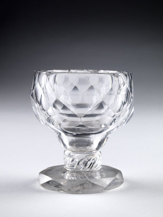 A table glass, jelly glass; c.1750