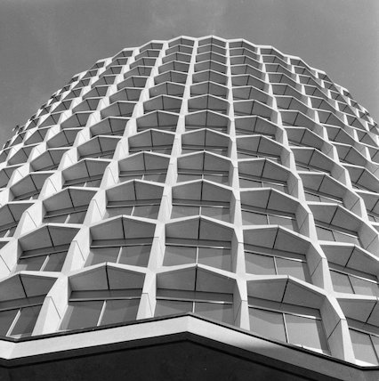 Space House, off Kingsway; 1967