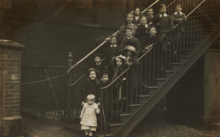 The Children of the 1st Life Guards; 1914