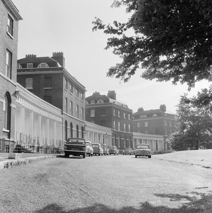 The Paragon, Blackheath; 1966