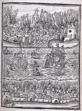 Predicting the Great Fire, 1651