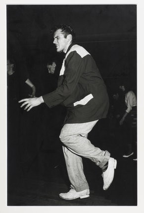 Jive dancer, Empire Ballroom