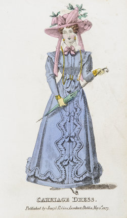 Carriage Dress;1827