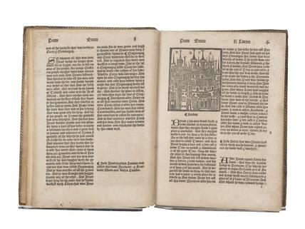'Chronicle of England': 1497