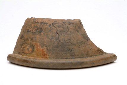 Fragment of a Romano-British  bowl