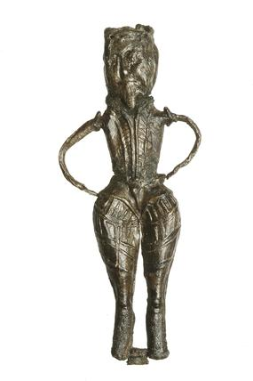 Male toy figurine: 16th century