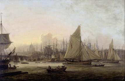 The Pool of London: 1801-1810