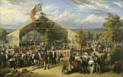 The Annual Fete of the Licensed Victuallers' School: 1831