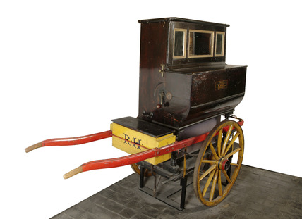 Two-wheeled barrel organ: 20th century