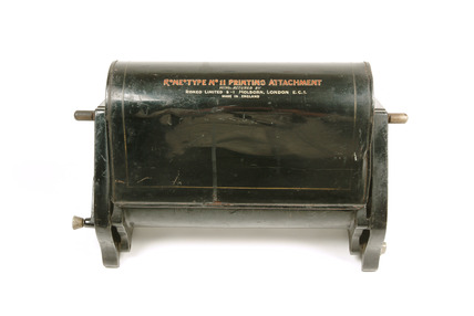Small Roneo duplicator: 20th century