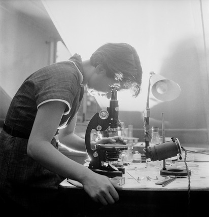 Image result for henry grant rosalind franklin portrait