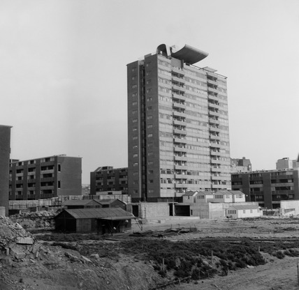 Great Arthur House at Golden Lane Estate: 1958