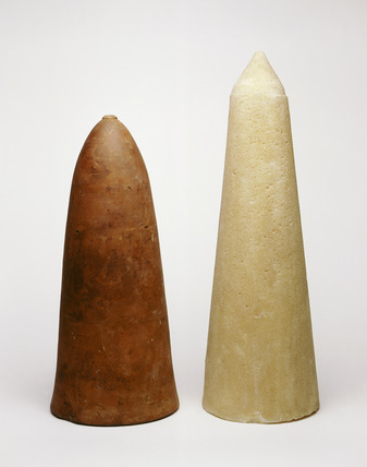Sugar Loaf and mould: 17th century