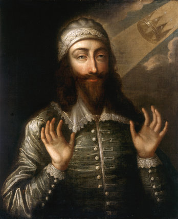 Portrait of Charles I as a Martyr King: 1660-1670