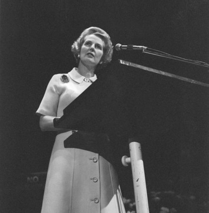 Margaret Thatcher: 1971