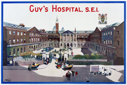 Hospital trusts offered helping hand from NHS trailblazer
