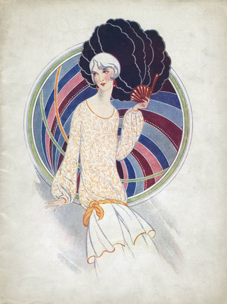 Fashion catalogue: 1926