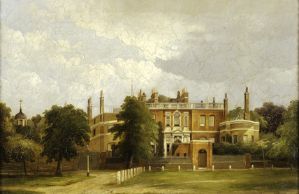 Chesterfield House at Blackheath: 1884