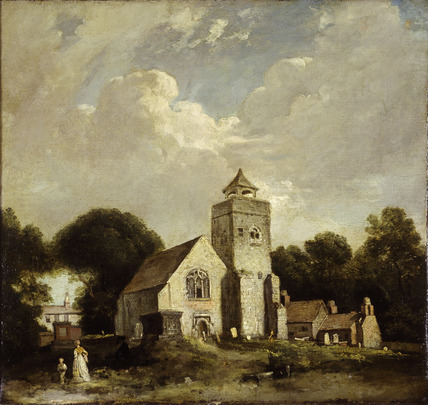 St. Mary's Church, Willesden: 19th century