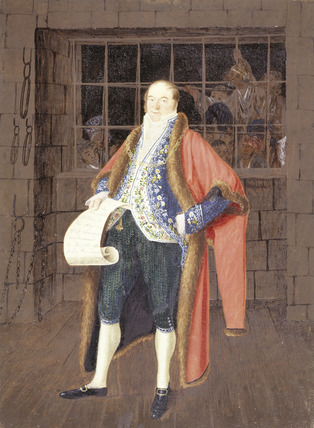 The Rt. Hon. John Thomas Thorp, Lord Mayor of London 1820-21