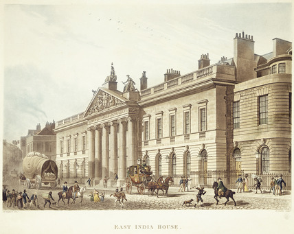 East India House: 1817