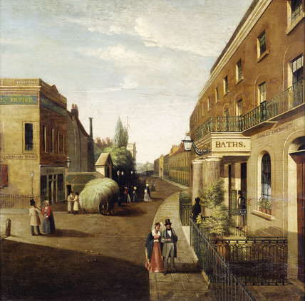 Shepherdess Walk, Hoxton: 19th century