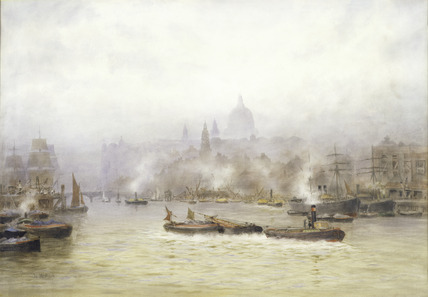 The Pool of London: 19th century