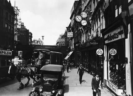 Ludgate Hill, looking west: 20th century