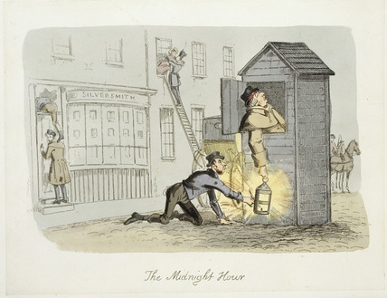 The Midnight Hour: late 18th-early 19th century