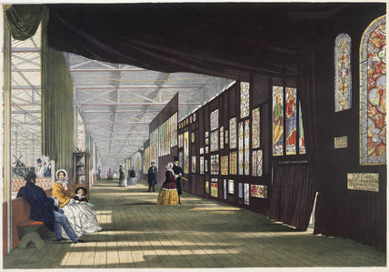 Stained Glass Gallery: 1851