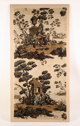 Printed furnishing fabric: 1769