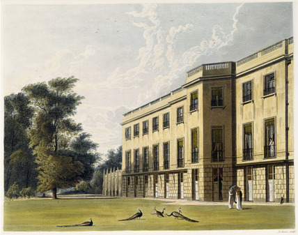 South Front Carlton House: 1819