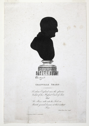 Granville Sharp, slavery abolitionist: 19th century