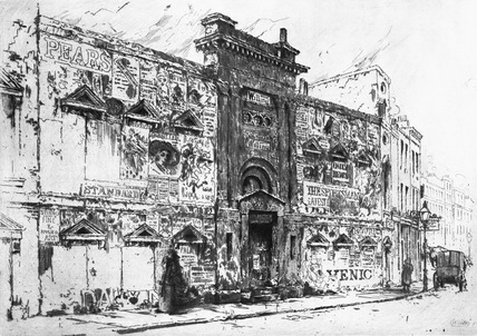 Astley's Theatre: 19th century
