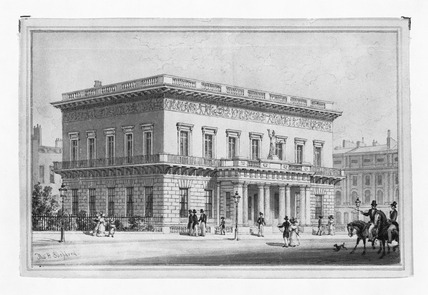 The New Athenaeum: 19th century