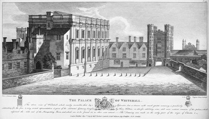 The Palace of Whitehall: 1809
