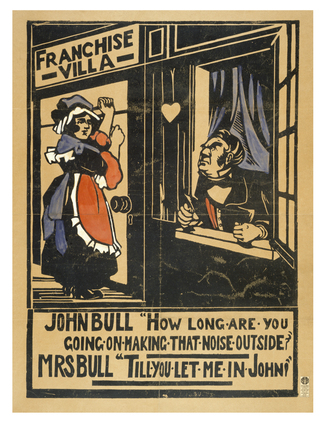 John Bull, how long are you going on making that noise outside? 20th century