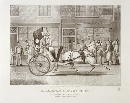 A London Conveyencer: 1830