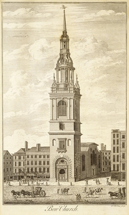 Bow Church: 1756