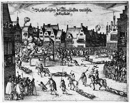 Gunpowder Plot: 17th Century