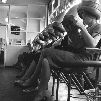 Waterman School of Hairdressing: 1960