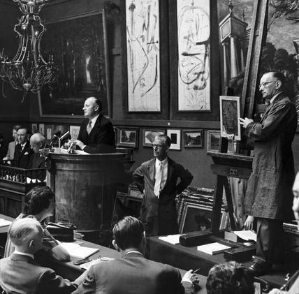 Sotheby's auction: 1961