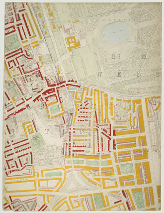 Descriptive map of London Poverty: Section 31: 1889