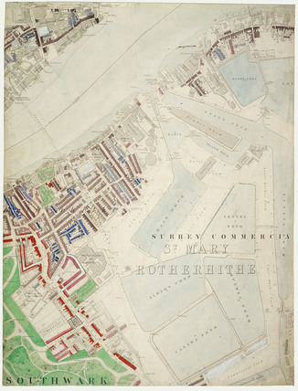 Descriptive Map of London Poverty: Section 39: 1889